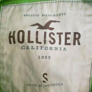 Hollister Tops - Hollister Men Long Sleeve Pull Over Hooded Sweater
